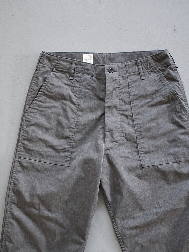 ARAN FATIGUE 46 - COOL MAX TWILL / ARMY CHARCOAL (PRODUCTS FOR US)_b0139281_22411063.jpg