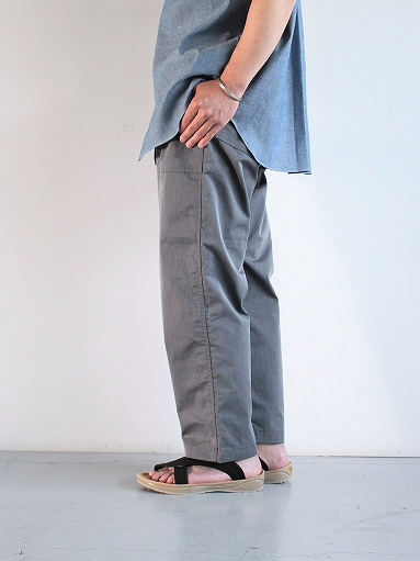 ARAN FATIGUE 46 - COOL MAX TWILL / ARMY CHARCOAL (PRODUCTS FOR US)_b0139281_2241158.jpg