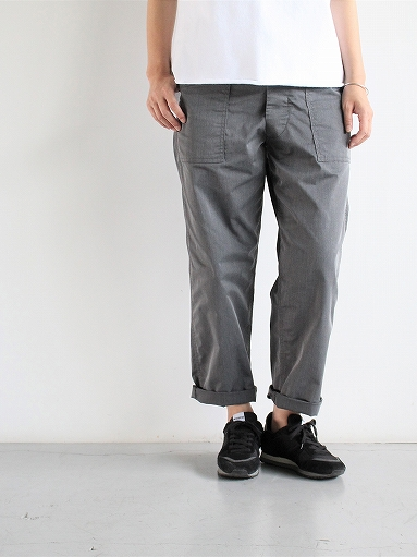 ARAN FATIGUE 46 - COOL MAX TWILL / ARMY CHARCOAL (PRODUCTS FOR US)_b0139281_2241264.jpg