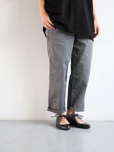 ARAN FATIGUE 46 - COOL MAX TWILL / ARMY CHARCOAL (PRODUCTS FOR US)_b0139281_22414292.jpg