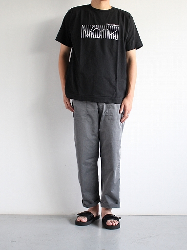 ARAN FATIGUE 46 - COOL MAX TWILL / ARMY CHARCOAL (PRODUCTS FOR US)_b0139281_22415191.jpg