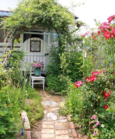 ◆素敵なお庭・・多可町のOG_e0154682_22063160.jpg