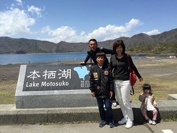 ゴールデンウィーク 富士山の旅~☆ 最終日_e0123286_19025845.jpg