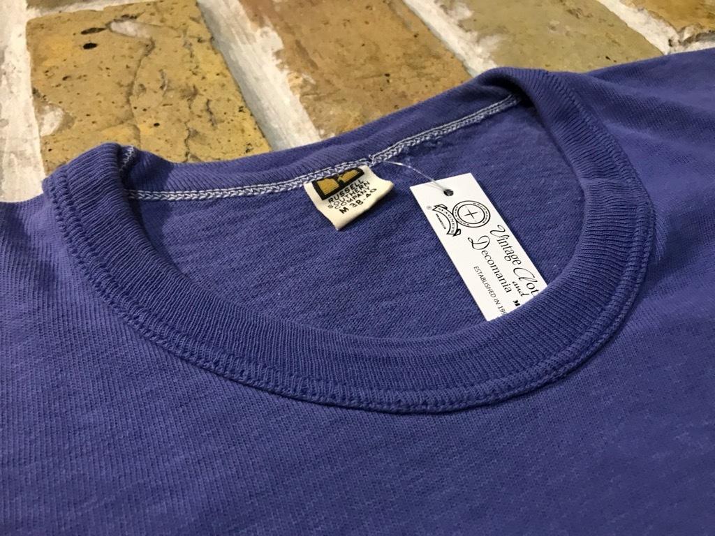 マグネッツ神戸店5/29(水)Vintage&雑貨入荷! #2 Hanes , Russell Vintage T-Shirt!!!_c0078587_14132598.jpg