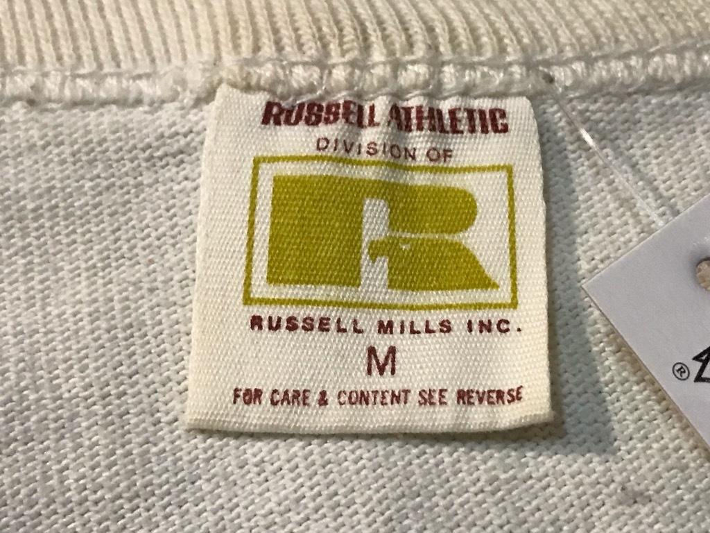マグネッツ神戸店5/29(水)Vintage&雑貨入荷! #2 Hanes , Russell Vintage T-Shirt!!!_c0078587_14140605.jpg