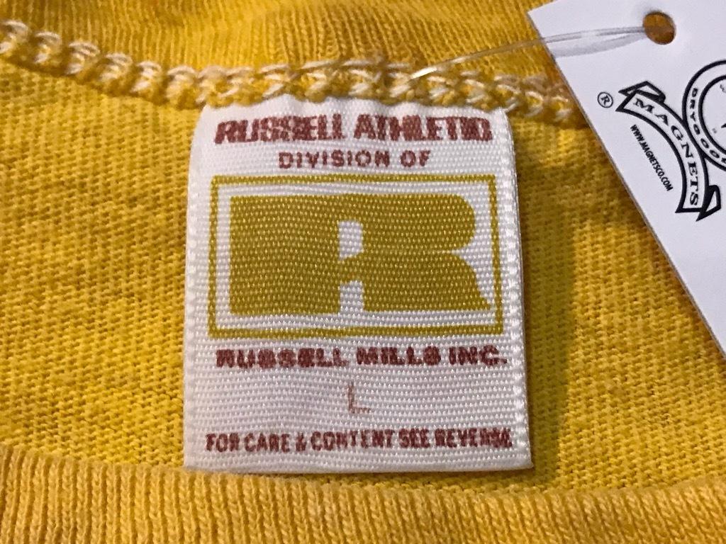 マグネッツ神戸店5/29(水)Vintage&雑貨入荷! #2 Hanes , Russell Vintage T-Shirt!!!_c0078587_14143262.jpg
