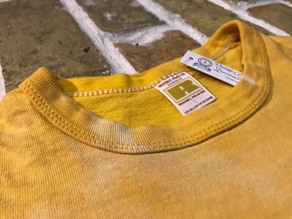 マグネッツ神戸店5/29(水)Vintage&雑貨入荷! #2 Hanes , Russell Vintage T-Shirt!!!_c0078587_14143356.jpg
