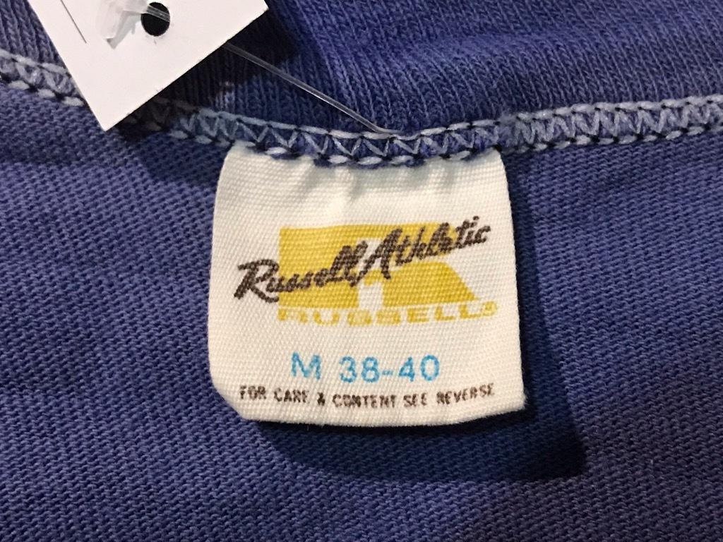 マグネッツ神戸店5/29(水)Vintage&雑貨入荷! #2 Hanes , Russell Vintage T-Shirt!!!_c0078587_14161618.jpg
