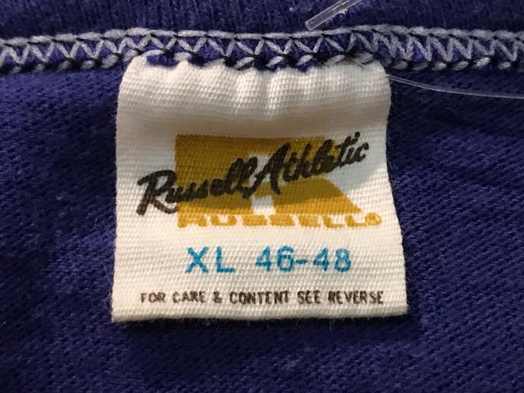 マグネッツ神戸店5/29(水)Vintage&雑貨入荷! #2 Hanes , Russell Vintage T-Shirt!!!_c0078587_14164980.jpg