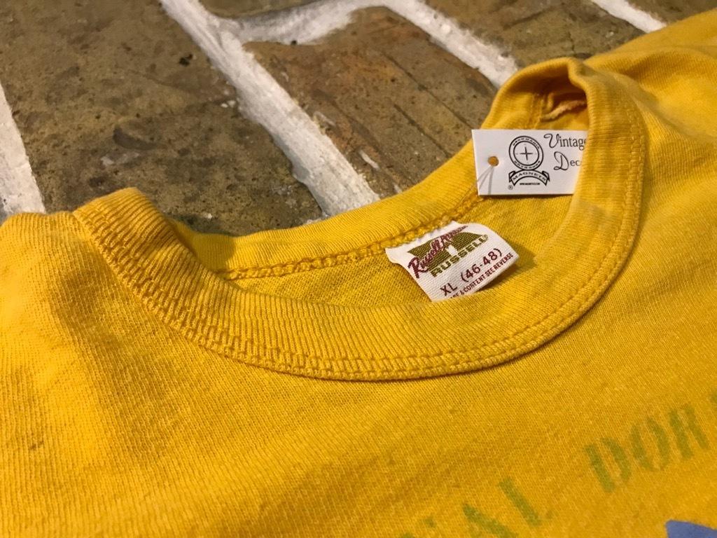 マグネッツ神戸店5/29(水)Vintage&雑貨入荷! #2 Hanes , Russell Vintage T-Shirt!!!_c0078587_14173476.jpg