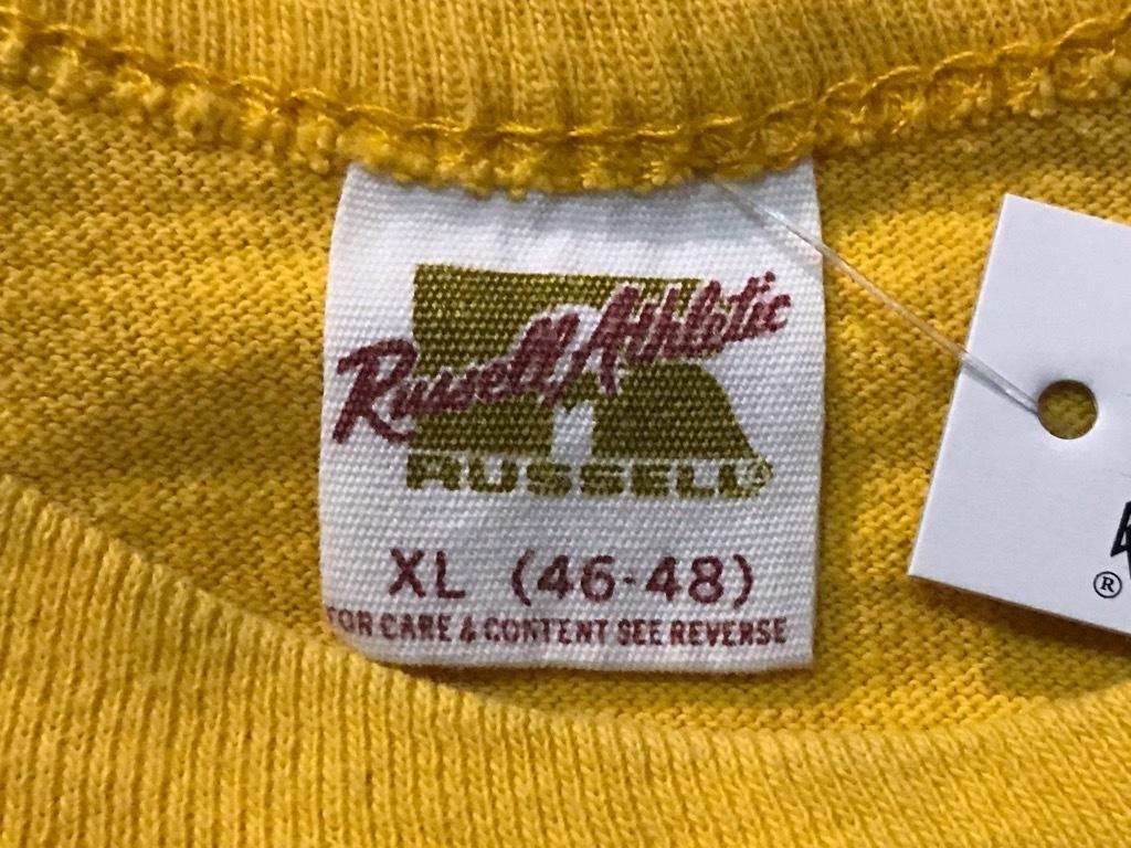 マグネッツ神戸店5/29(水)Vintage&雑貨入荷! #2 Hanes , Russell Vintage T-Shirt!!!_c0078587_14173528.jpg