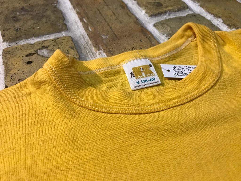 マグネッツ神戸店5/29(水)Vintage&雑貨入荷! #2 Hanes , Russell Vintage T-Shirt!!!_c0078587_14175835.jpg
