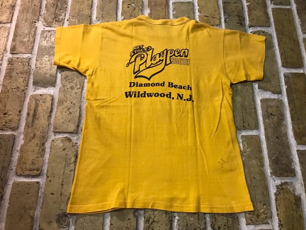 マグネッツ神戸店5/29(水)Vintage&雑貨入荷! #2 Hanes , Russell Vintage T-Shirt!!!_c0078587_14175871.jpg