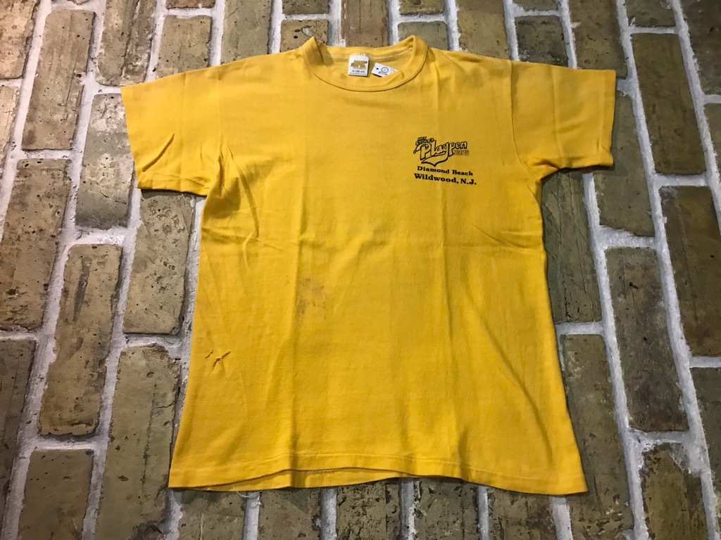 マグネッツ神戸店5/29(水)Vintage&雑貨入荷! #2 Hanes , Russell Vintage T-Shirt!!!_c0078587_14175912.jpg