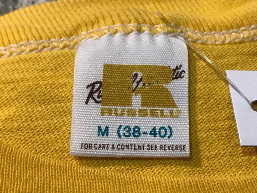 マグネッツ神戸店5/29(水)Vintage&雑貨入荷! #2 Hanes , Russell Vintage T-Shirt!!!_c0078587_14175933.jpg