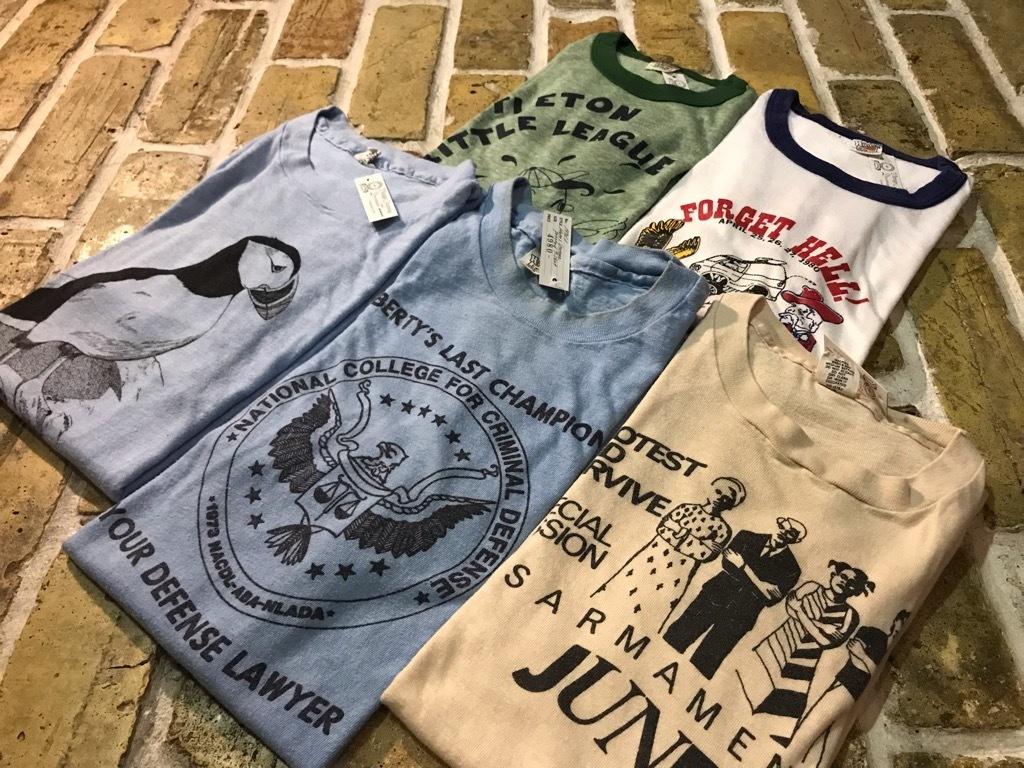 マグネッツ神戸店5/29(水)Vintage&雑貨入荷! #2 Hanes , Russell Vintage T-Shirt!!!_c0078587_14242095.jpg