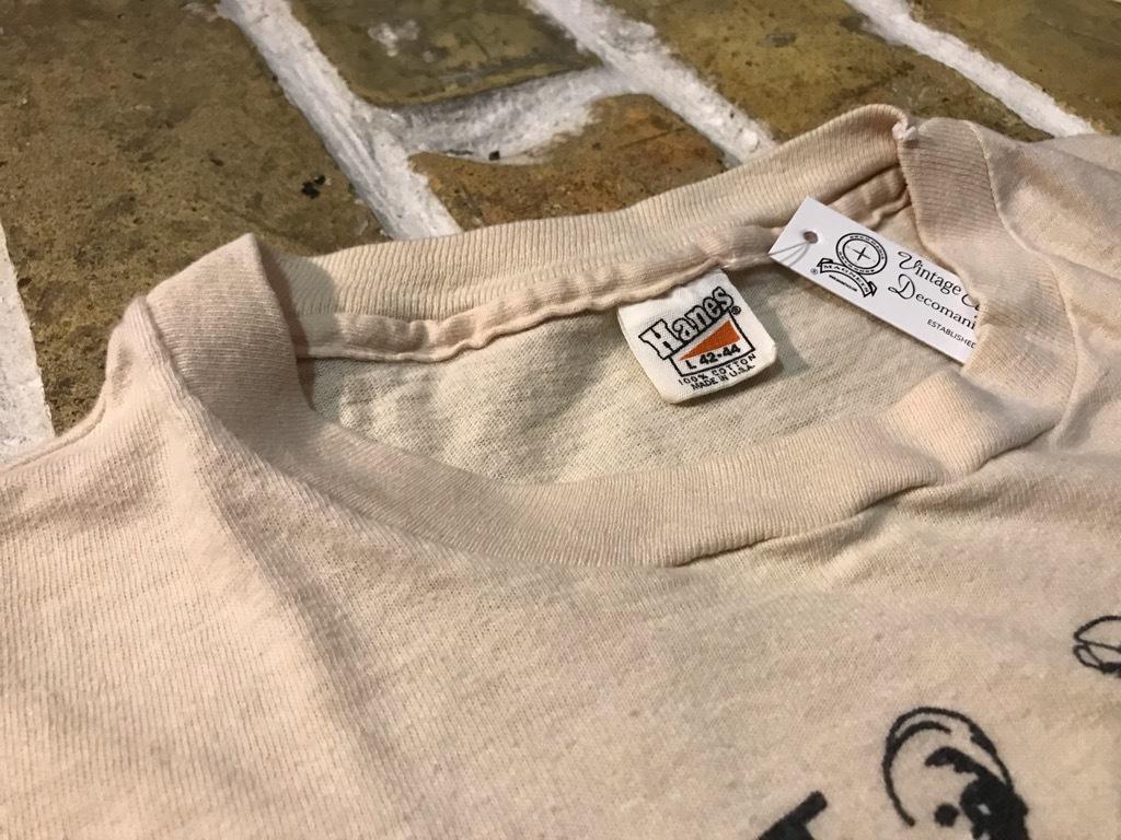 マグネッツ神戸店5/29(水)Vintage&雑貨入荷! #2 Hanes , Russell Vintage T-Shirt!!!_c0078587_14243584.jpg