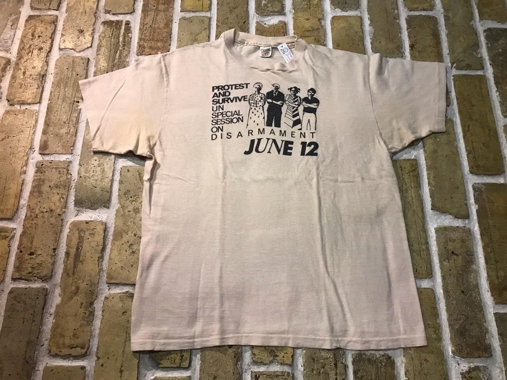 マグネッツ神戸店5/29(水)Vintage&雑貨入荷! #2 Hanes , Russell Vintage T-Shirt!!!_c0078587_14243605.jpg