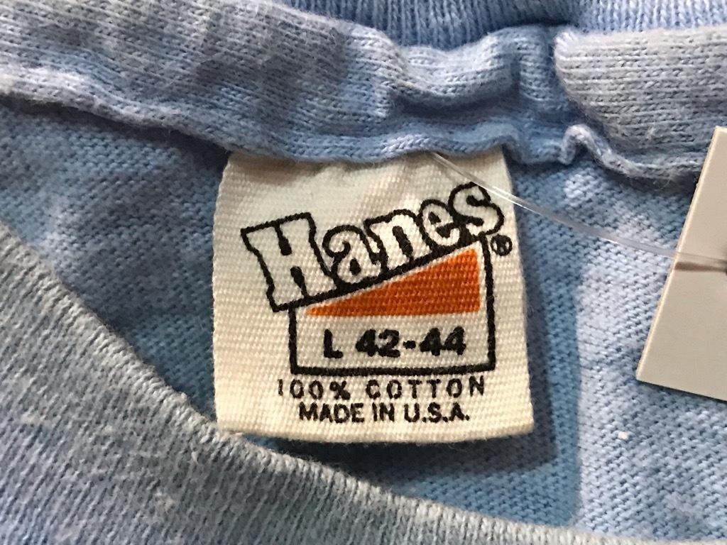 マグネッツ神戸店5/29(水)Vintage&雑貨入荷! #2 Hanes , Russell Vintage T-Shirt!!!_c0078587_14250304.jpg