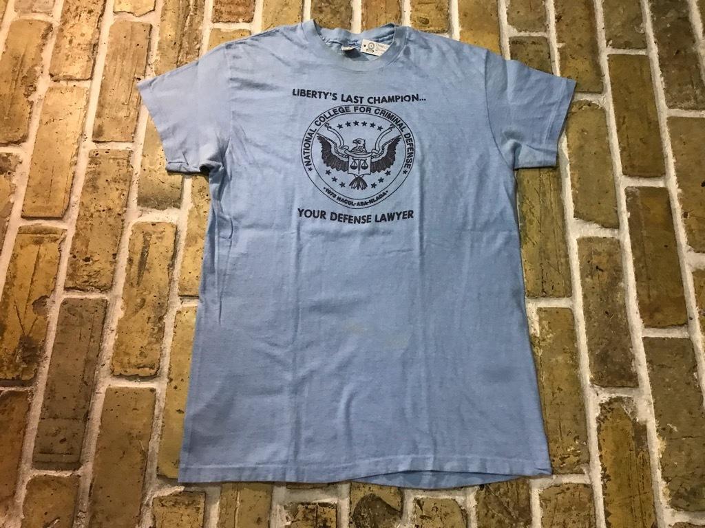 マグネッツ神戸店5/29(水)Vintage&雑貨入荷! #2 Hanes , Russell Vintage T-Shirt!!!_c0078587_14250397.jpg