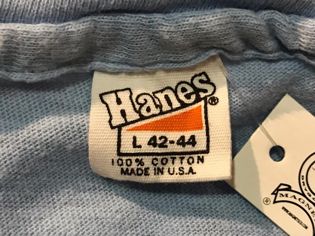マグネッツ神戸店5/29(水)Vintage&雑貨入荷! #2 Hanes , Russell Vintage T-Shirt!!!_c0078587_14255007.jpg