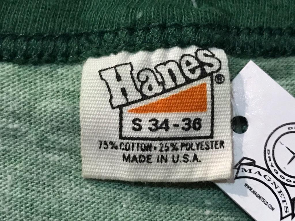 マグネッツ神戸店5/29(水)Vintage&雑貨入荷! #2 Hanes , Russell Vintage T-Shirt!!!_c0078587_14261059.jpg