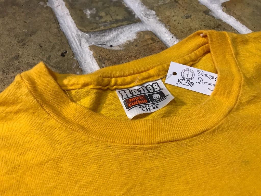 マグネッツ神戸店5/29(水)Vintage&雑貨入荷! #2 Hanes , Russell Vintage T-Shirt!!!_c0078587_14273096.jpg