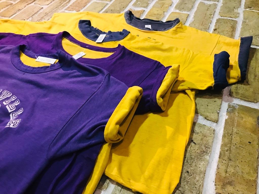 マグネッツ神戸店5/29(水)Vintage&雑貨入荷! #5 Athletic T-Shirt!!!_c0078587_16142515.jpg