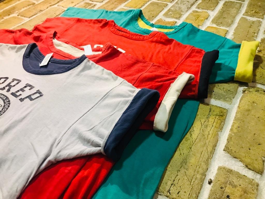 マグネッツ神戸店5/29(水)Vintage&雑貨入荷! #5 Athletic T-Shirt!!!_c0078587_16142527.jpg