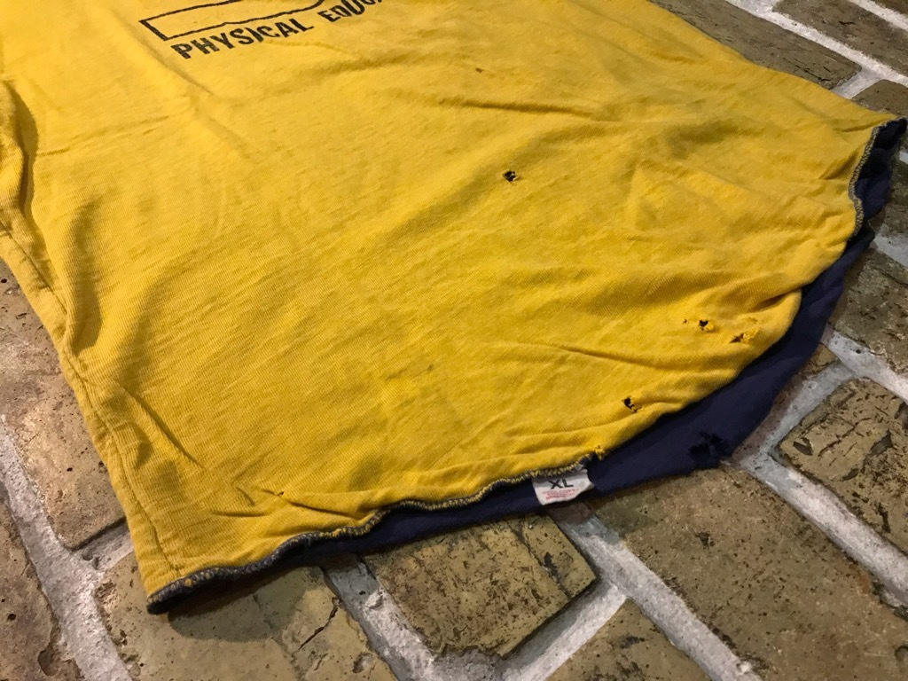 マグネッツ神戸店5/29(水)Vintage&雑貨入荷! #5 Athletic T-Shirt!!!_c0078587_16205234.jpg