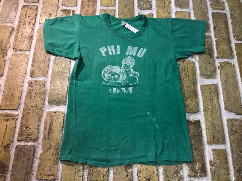 マグネッツ神戸店5/29(水)Vintage&雑貨入荷! #2 Hanes , Russell Vintage T-Shirt!!!_c0078587_16465030.jpg