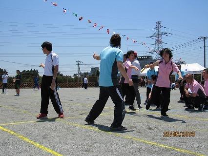 園・アーク・フレンド運動会_e0185893_17500563.jpg
