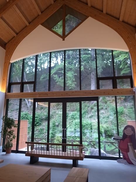 岡山県新庄村森林セラピー ゆりかごの森_f0197703_12515600.jpg