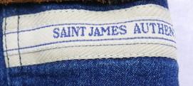 Coodinate denim jumper skirt_f0144612_09551021.jpg