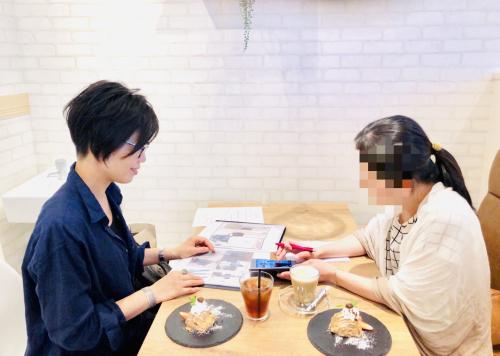 オシャレ迷子さん向け、オシャレの基本講座 開催しました。_d0336521_17533496.jpg