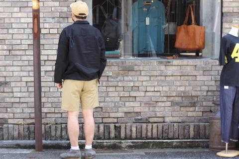 """「WORKERS」 トラッド的なショーツ \""""Tack Shorts\"""" ご紹介_f0191324_07582451.jpg"""