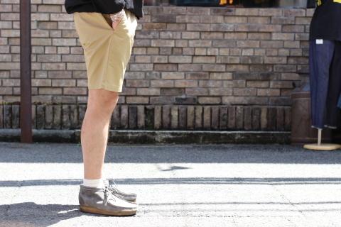 """「WORKERS」 トラッド的なショーツ \""""Tack Shorts\"""" ご紹介_f0191324_07583978.jpg"""