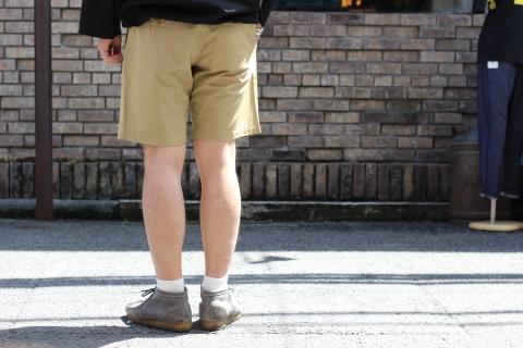 """「WORKERS」 トラッド的なショーツ \""""Tack Shorts\"""" ご紹介_f0191324_07584614.jpg"""