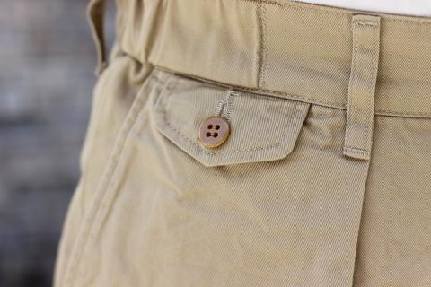"""「WORKERS」 トラッド的なショーツ \""""Tack Shorts\"""" ご紹介_f0191324_07590124.jpg"""