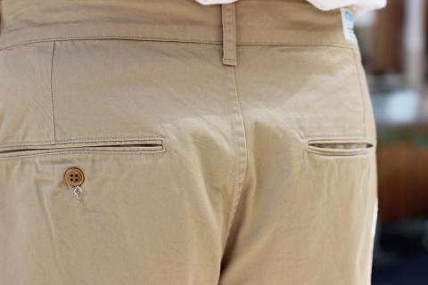 """「WORKERS」 トラッド的なショーツ \""""Tack Shorts\"""" ご紹介_f0191324_07590903.jpg"""