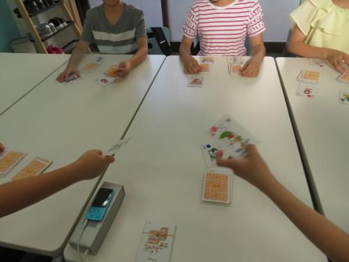 子供たち主導のBBカード、楽しいね!_c0200633_00542204.jpg