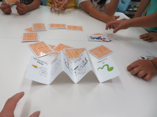Leo代名詞カードでBBカードで遊ぼう!_c0200633_01002980.jpg