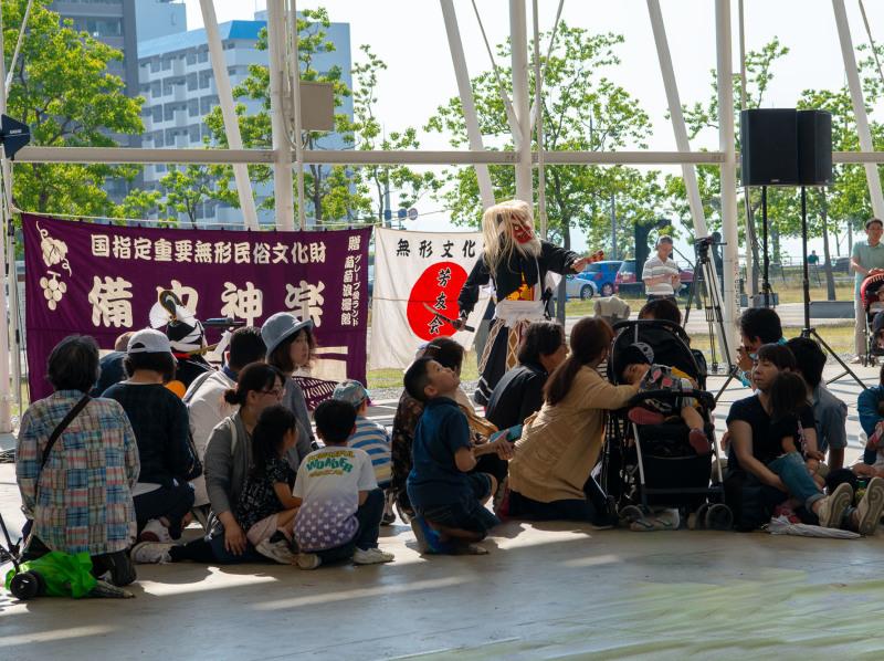 瀬戸芸 春会期が閉幕する日に_d0246136_16424238.jpg