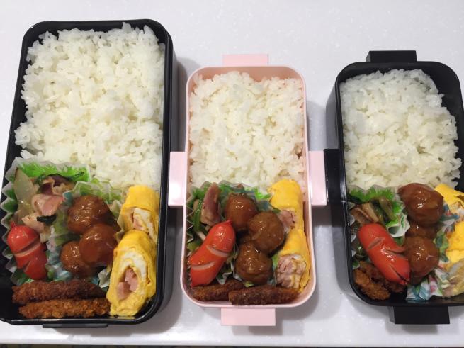 お弁当作り☆_f0183846_06441193.jpg