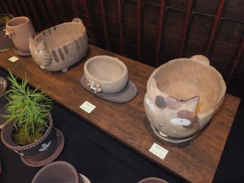 楽しい植木鉢と花器・二人展~5(記録用)_d0336460_00514530.jpg