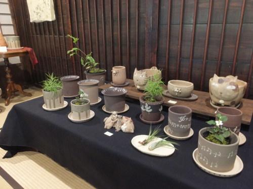 楽しい植木鉢と花器・二人展~5(記録用)_d0336460_00523118.jpg