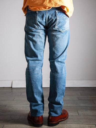 "JELADOより\""Classic Slim Pants V/F \""のご紹介です!!_d0160378_19431941.jpg"