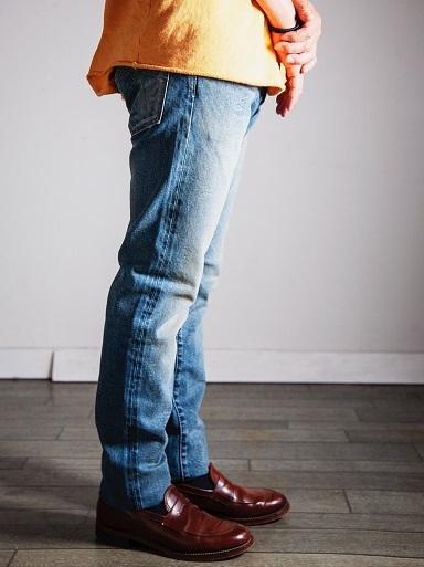 "JELADOより\""Classic Slim Pants V/F \""のご紹介です!!_d0160378_19431970.jpg"