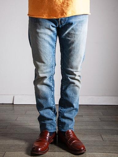 "JELADOより\""Classic Slim Pants V/F \""のご紹介です!!_d0160378_19431975.jpg"
