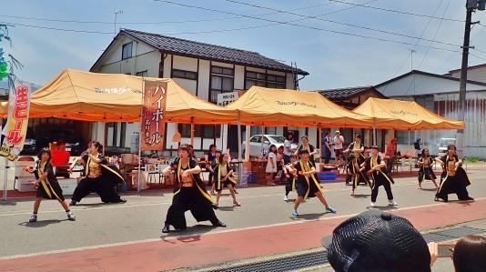 5月の「小さな祭り」がありました_c0336902_21185125.jpg
